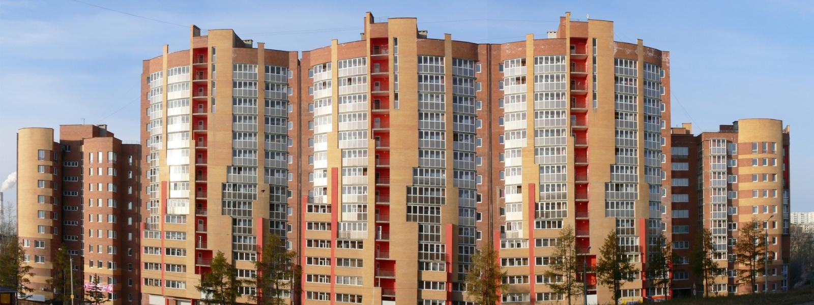work-Жилой комплекс социального типа в Иркутске
