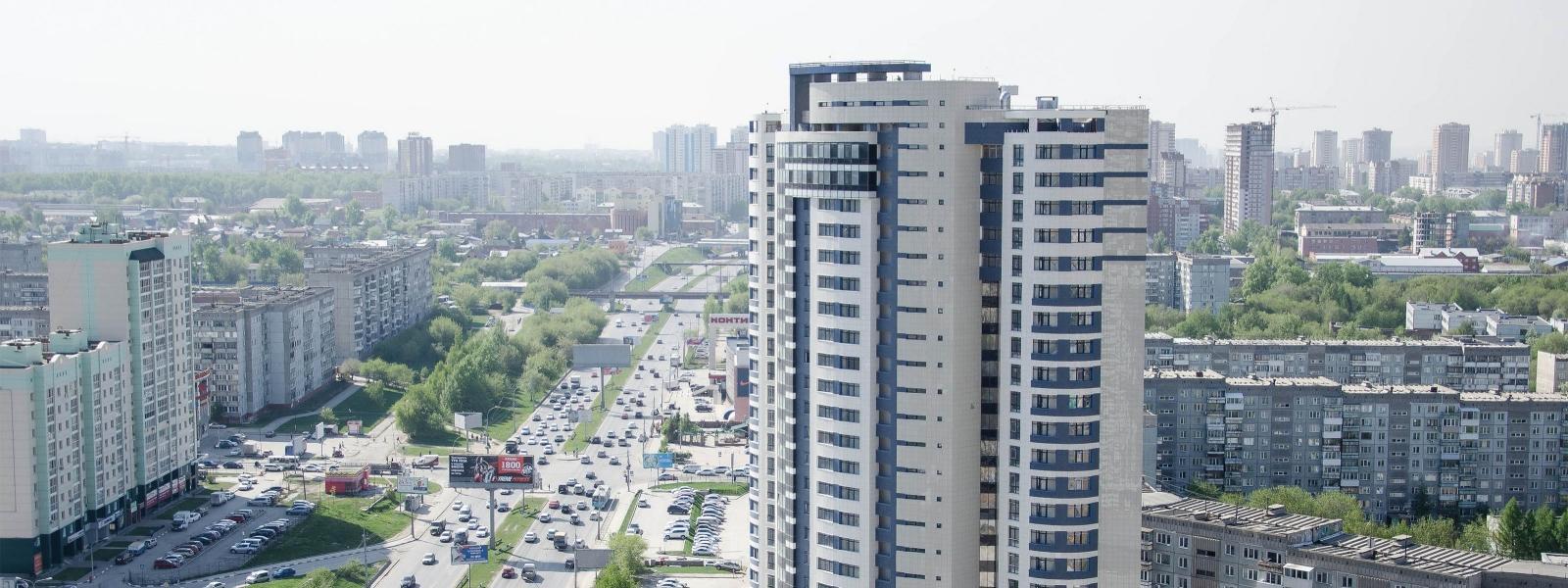"""work-ЖК """"Звездный"""" в Новосибирск"""