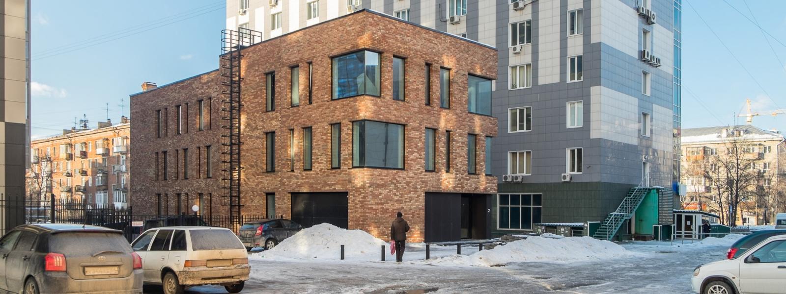 work-Общественное здание административного назначения по ул. 9 Ноября в Октябрьском районе Новосибирска