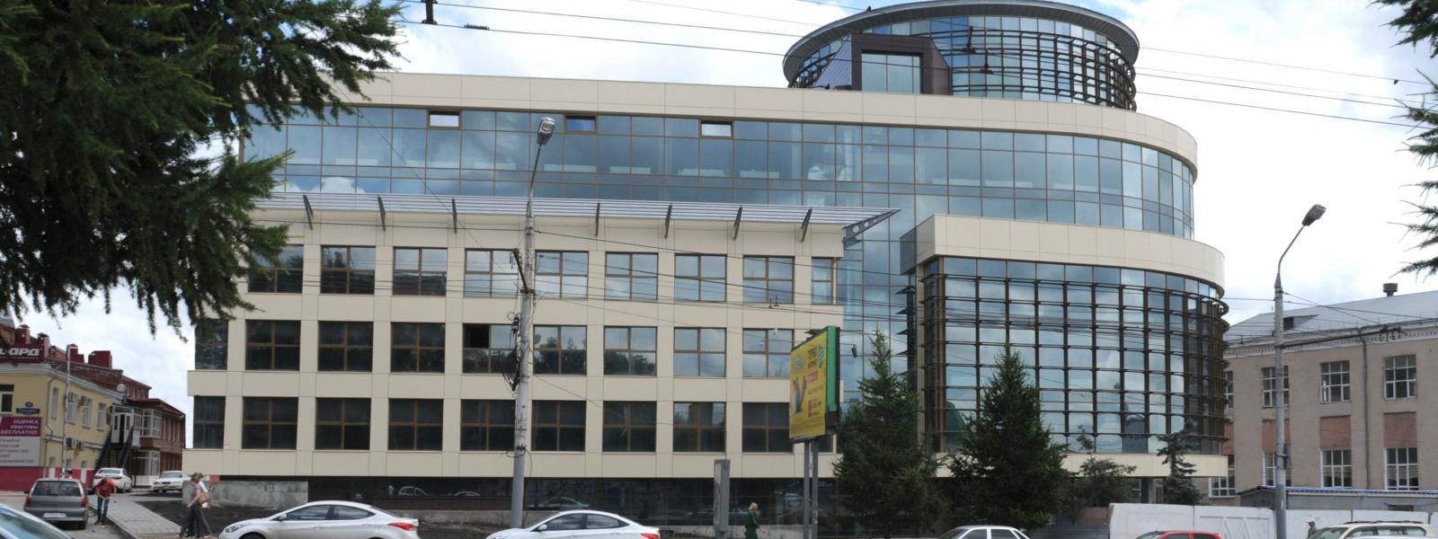 work-Общественно-деловой комплекс в ЦАО города Омска