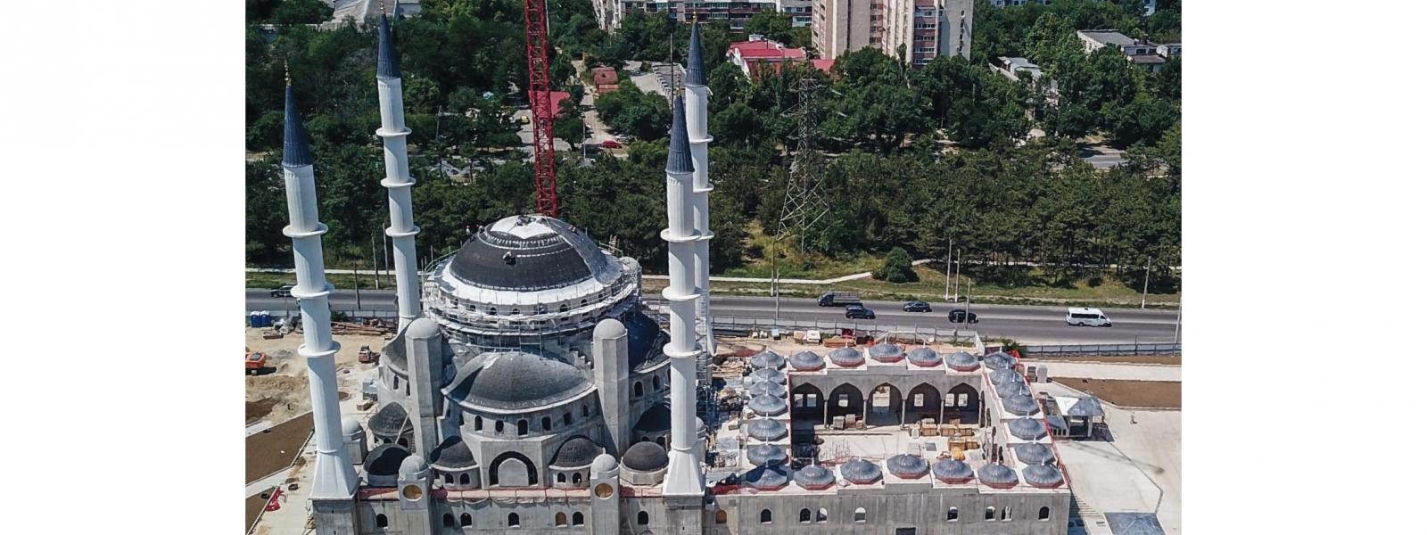 work-Художественная традиция в современной крымскотатарской архитектуре и дизайне