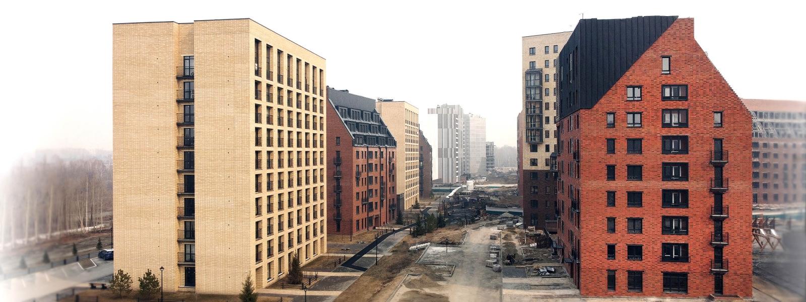 work-Концептуальный жилой комплекс «ОНЕГА» в Калининском районе Новосибирска